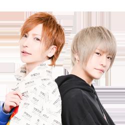 ヴァンプ代表 優希☆刃とデュール取締役 越前リョーマ